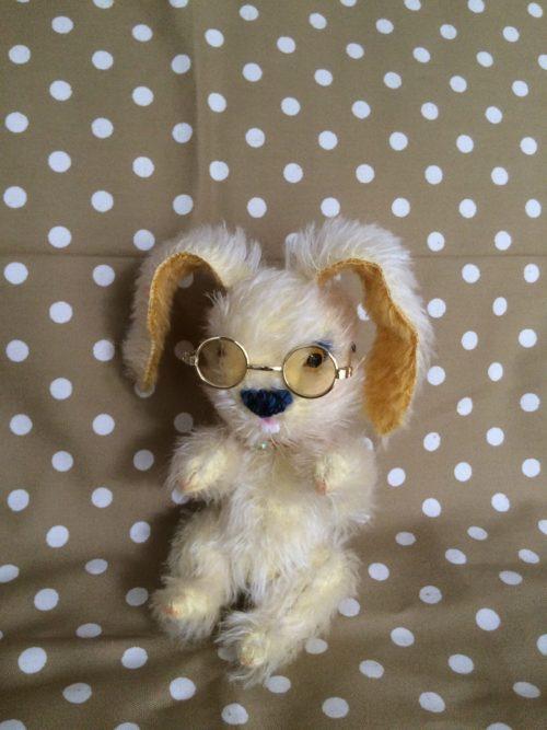 ウサギ(黄) 20cm