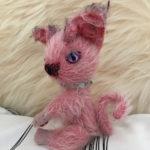 ピンクの猫ちゃん2