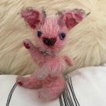 ピンクの猫ちゃん4