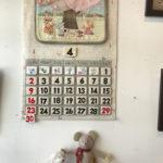 布カレンダー