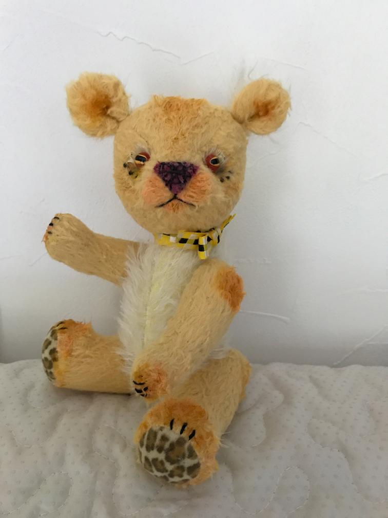 bear.イエロー